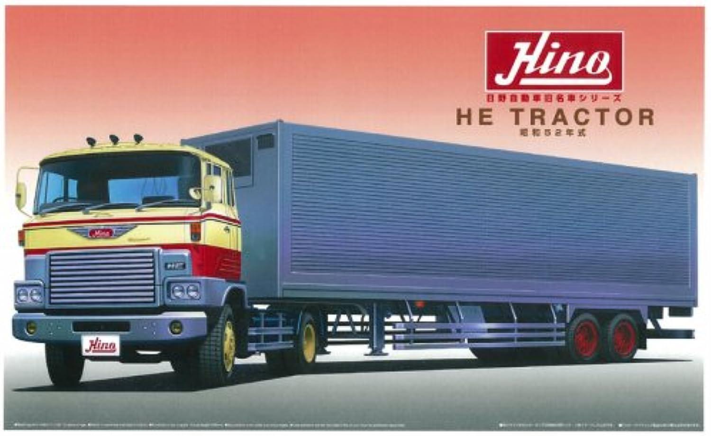 Hino Motors Old Car Series - Hino HE Trailer (1977)