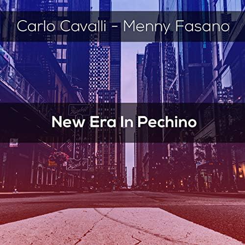 Menny Fasano, Carlo Cavalli
