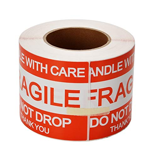 Fragile Stickers 4