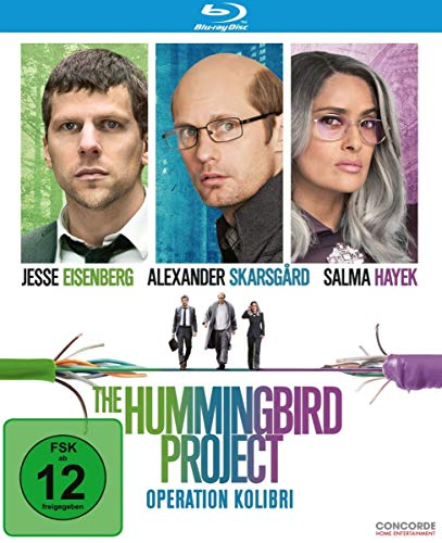 The Hummingbird Project - Operation Kolibri [Blu-ray]
