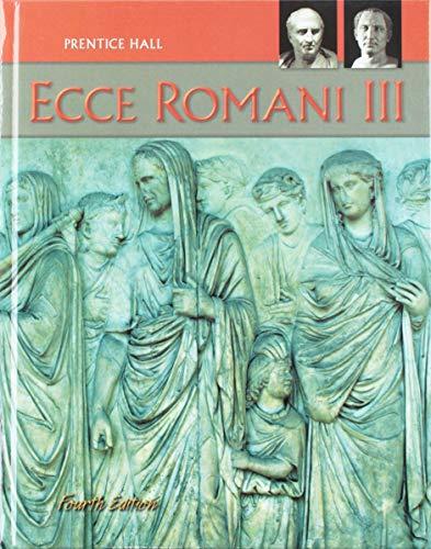 Download Ecce Romani 09 Level 3 Se 013361090X