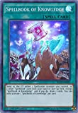 Yu-Gi-Oh! - Spellbook of Knowledge - INCH-EN059 - Super Rare - 1st Edition - Infinity Chasers