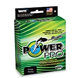 Power Pro Spectra Fiber Braided Fishing Line, Moss Green, 300YD/20LB