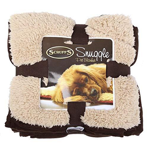 Scruffs Snuggle Hundedecke - Rot