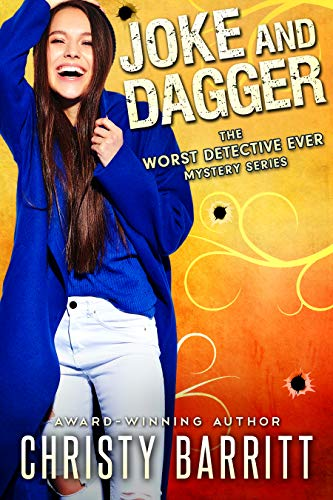 Joke and Dagger (The Worst Detective Ever Book 8)