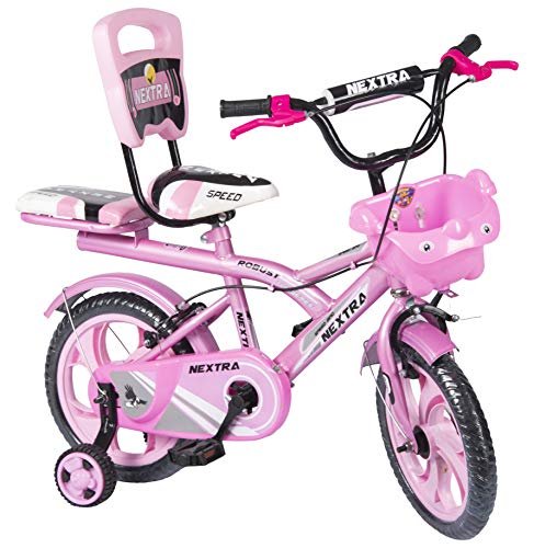 Speed Bird Baby Cycle 14-T Robust Double Seat Kid Bicycle for Boys &...