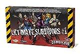 Edge Entertainment - Ultimate Survivors 1, expansión para Zombicide (ZG70)