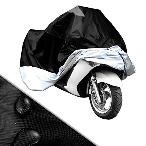 Wonderoto Motorbike/bicycle Outdoor Cover,Breathable, Water Resistant Dustproof Ultra Violet...