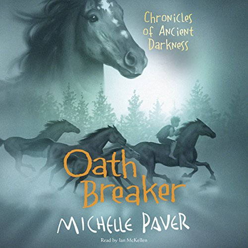 Oath Breaker audiobook cover art