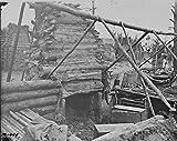 Mathew Brady - Battlefields, Railroads, Bridges, Provisions, Prisoners And Camp Scenes Of The
