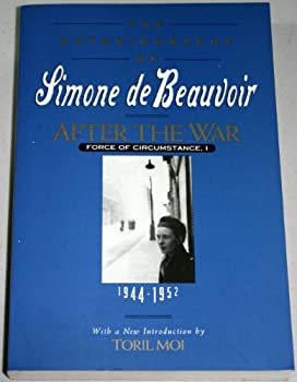 Paperback After the War: Force of Circumstance, Volume I: 1944-1952 (Autobiography of Simone De Beauvoir) Book