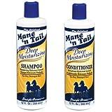 Man 'n Tail Deep Moisturizing Shampoo and Conditioner Set 355 ml