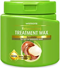 WATSONS Macadamia Treatment Wax 500ml-Help Improve Split Ends