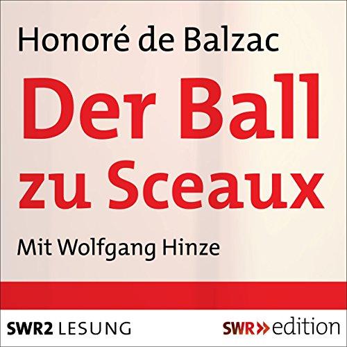 Der Ball zu Sceaux audiobook cover art