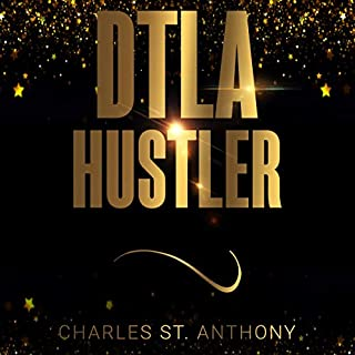 DTLA Hustler audiobook cover art