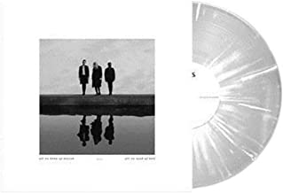 PVRIS - All We Know of Heaven All We Need of Hell -Exclusive Clear with White Splatter vinyl [vinyl] PVRIS