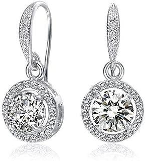 Mestige Liberty Drop Dangle Earrings with Swarovski® Crystals, Gift