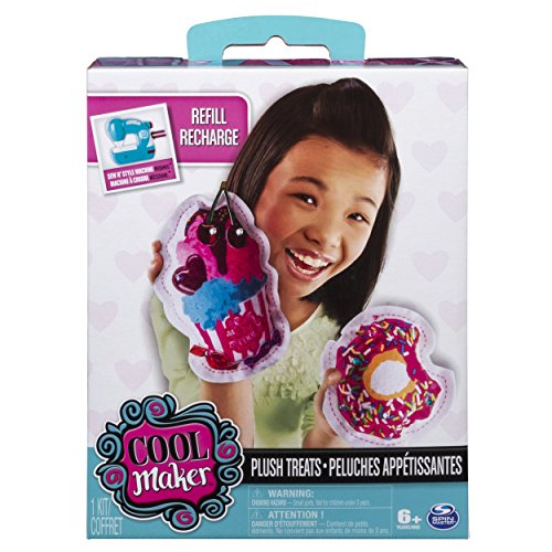 Sew Cool - Plush Treats - Fabric Kit