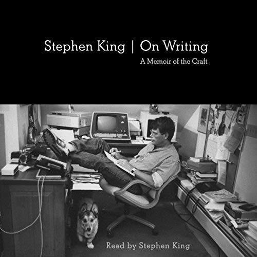 On Writing cover art
