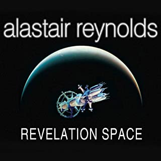 Revelation Space audiobook cover art