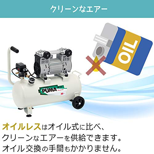 藤原産業SK11『エアコンプレッサSW-231(SW-L30LPF-01)』