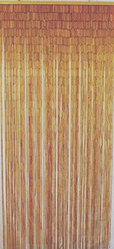 Bamboo Bamboo54 Curtain Natural/90 Strands