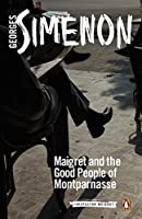 MAIGRET GOOD PEOPLE MONTPA #58 (INSPECTOR MAIGRET)