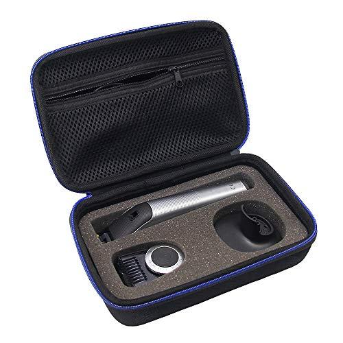 Difficile Viaggio Caso Custodia per Philips OneBlade Pro QP6520/30 QP6510/30 di GUBEE