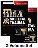 Skeletal Trauma: Basic Science, Management, and Reconstruction, 2-Volume Set, 5e (Browner, Skeletal Trauma)