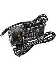24V 4.5A 108Wユニバーサル 電源アダプターラップトップ充電器 5.5x2.5mm オーディオアンプ電源(24