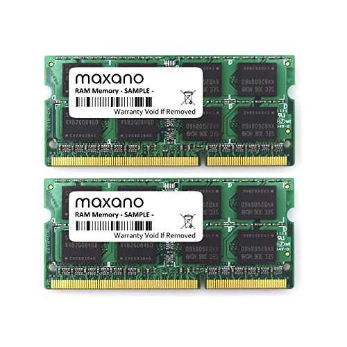 16 GB Dual Channel Kit (2x 8 GB) voor Apple MacBook Pro Intel Core i7 13 inch / 15 inch (medio 2012), DDR3, 1600 MHz (PC3L-12800S), SO Dimm geheugen RAM geheugen