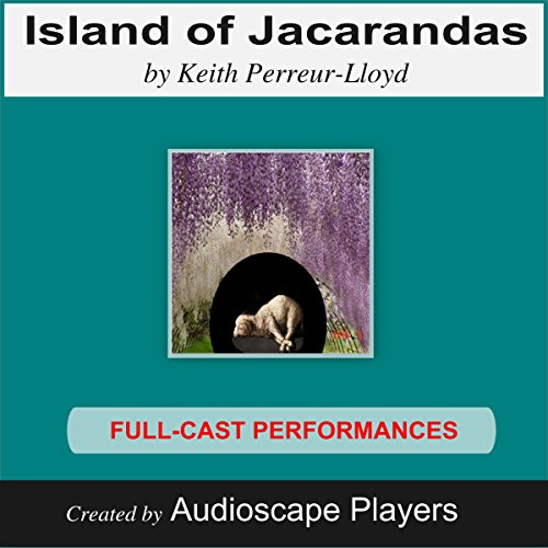Island of Jacarandas (Dramatized) Titelbild