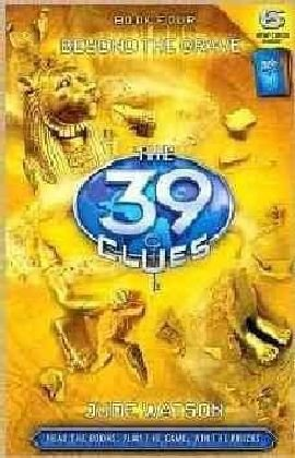 the 39 clues series 3 - 4