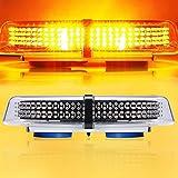 FiveFire Rundumleuchte, LED Warnleuchte Warnlicht Alarm Licht Warnblinkleuchte mit Magnetfuß...