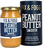 Gourmet Smooth Peanut Butter. Handmade in New Zealand. All Natural and Non-GMO from Fix & Fogg....