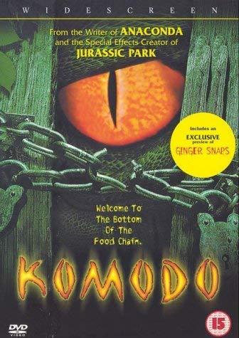Komodo [Reino Unido] [DVD]