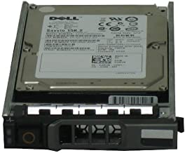 Dell UP932 36GB 15K 3Gbps SAS 2.5in Hard Drive in Tray for Poweredge 1950 1955 2950 M600 Blade (Renewed)