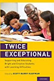 Image of Twice Exceptional: Supporting and Educating Bright and Creative Students with Learning Difficulties