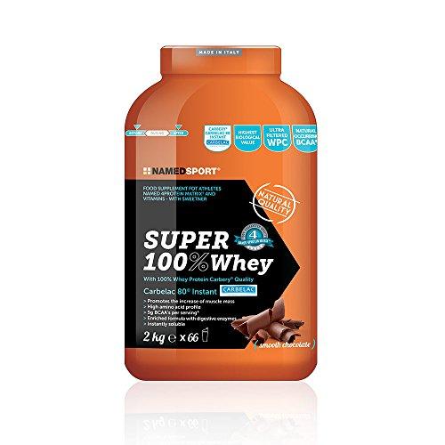 NAMEDSPORT Super 100% whey, 2 kg