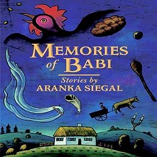 Memories of Babi audiobook cover art