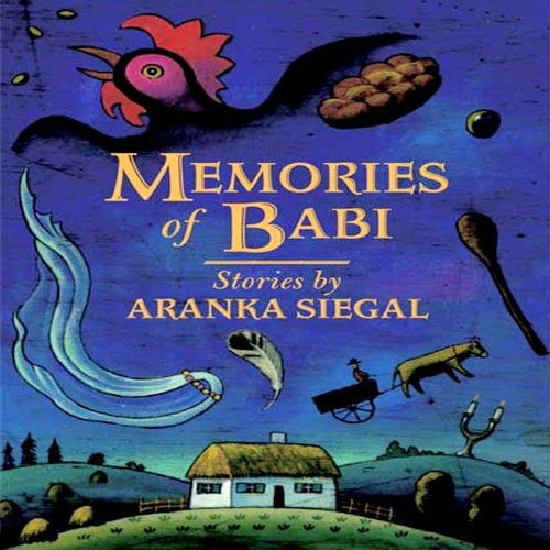 Memories of Babi audiobook cover art
