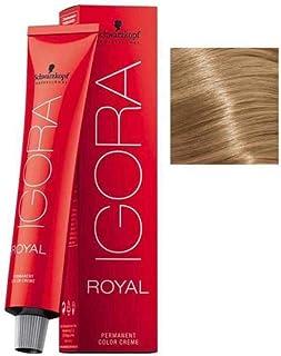 صبغة شعر شوارزكوف إيجورا رويال رقم 9 (أشقر فاتح جدا) 60 ملم