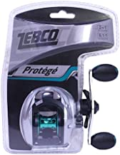 Zebco 6.1:1 Gear Ratio Quantum Protege 100 Right Hand Clam Package Baitcast Reel