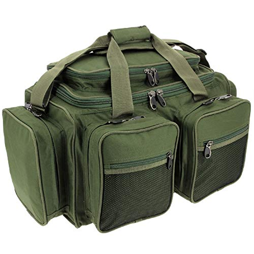 NGT Coarse Carp Fishing XPR Deluxe Tackle Carryall Holdall With Multi Pockets