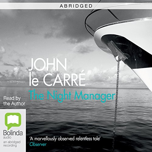 The Night Manager (Abridged) cover art