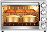 Best Convection Ovens - Lloow 40L Convection Oven, Home Baking Multifunctional Full-Automatic Review