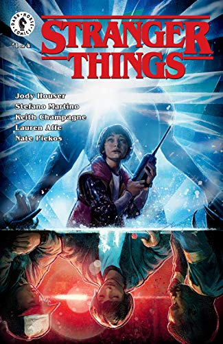 Stranger Things #1 (English Edition)