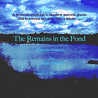 The Remains in the Pond audiobook cover art