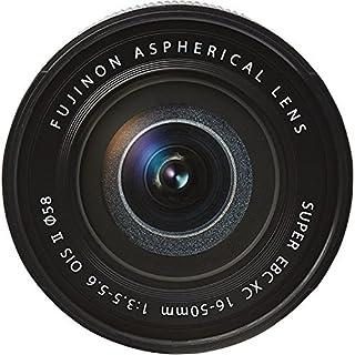Fujifilm XC 16–50mm f / 3.5–5.6OIS IIレンズ(シルバー)–インターナショナルバージョン保証(no)