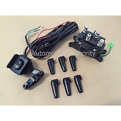 Amazon.com: winch wiring kitAmazon.com